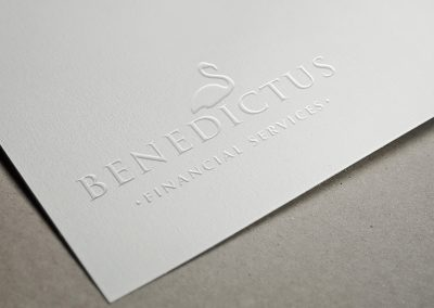 Benedictus Financial Services logo