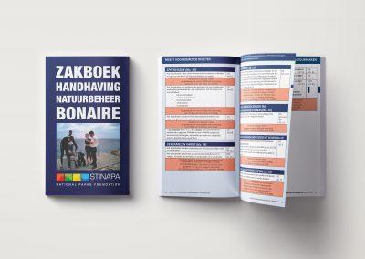 Handhaving Natuurbeheer Bonaire boekje