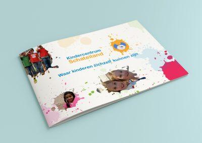 Kindercentrum Schateiland informatiebrochure
