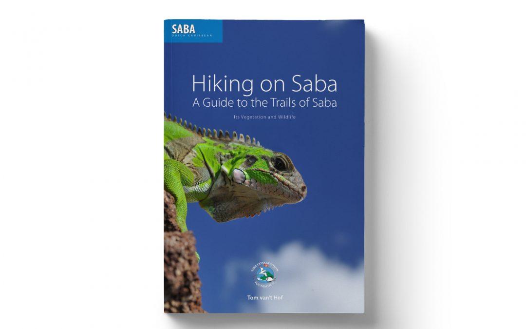 Hiking on Saba boek