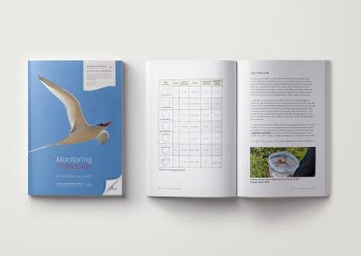 Monitoring Tropicbirds rapport